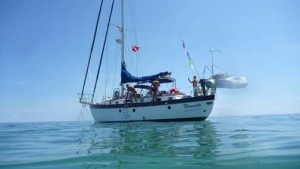 Key West Snorkeling-Patch Reef-Namaste Sailing
