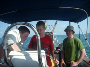 Key West Snorkeling Tours and Sailing Adventures-Overnight Excursions-Boy Scouts