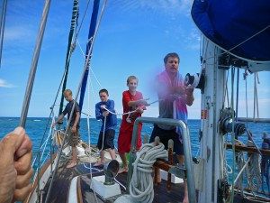 Key West Snorkeling and Sailing Adventures-Overnight Excursions-Boy Scouts