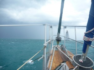 Key West Snorkeling and Sailing Adventure-Patch Reef-Weather Hold