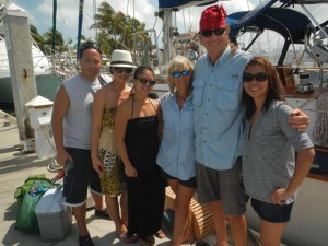 Ready for a great day snorkeling in Key West with Namaste Sailing