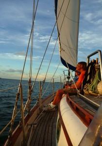 Key West sailing adventures with Namaste Sailing